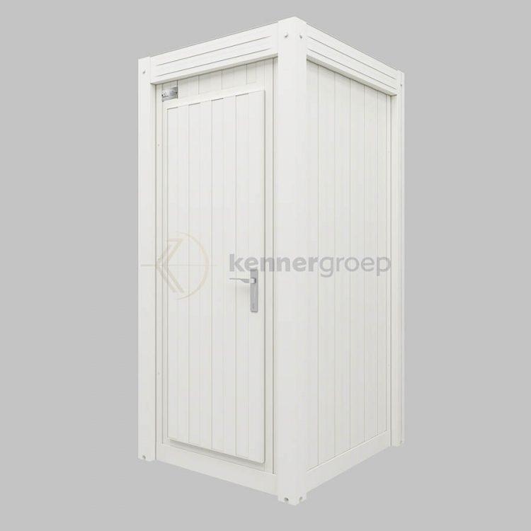 Metalen unit WC creme vanaf 995