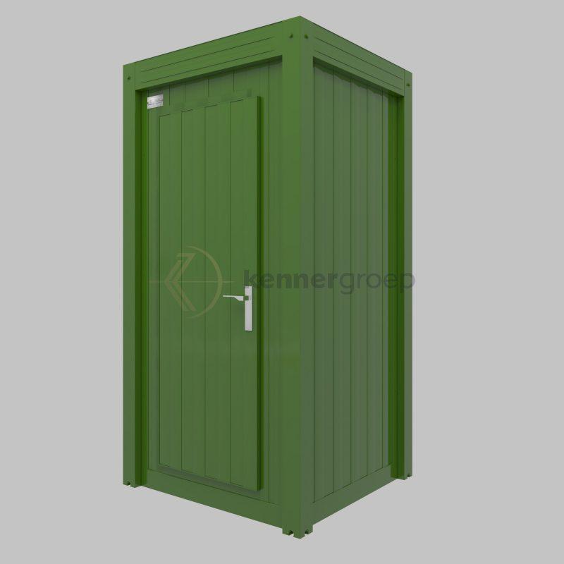 Groene Sanitair Unit
